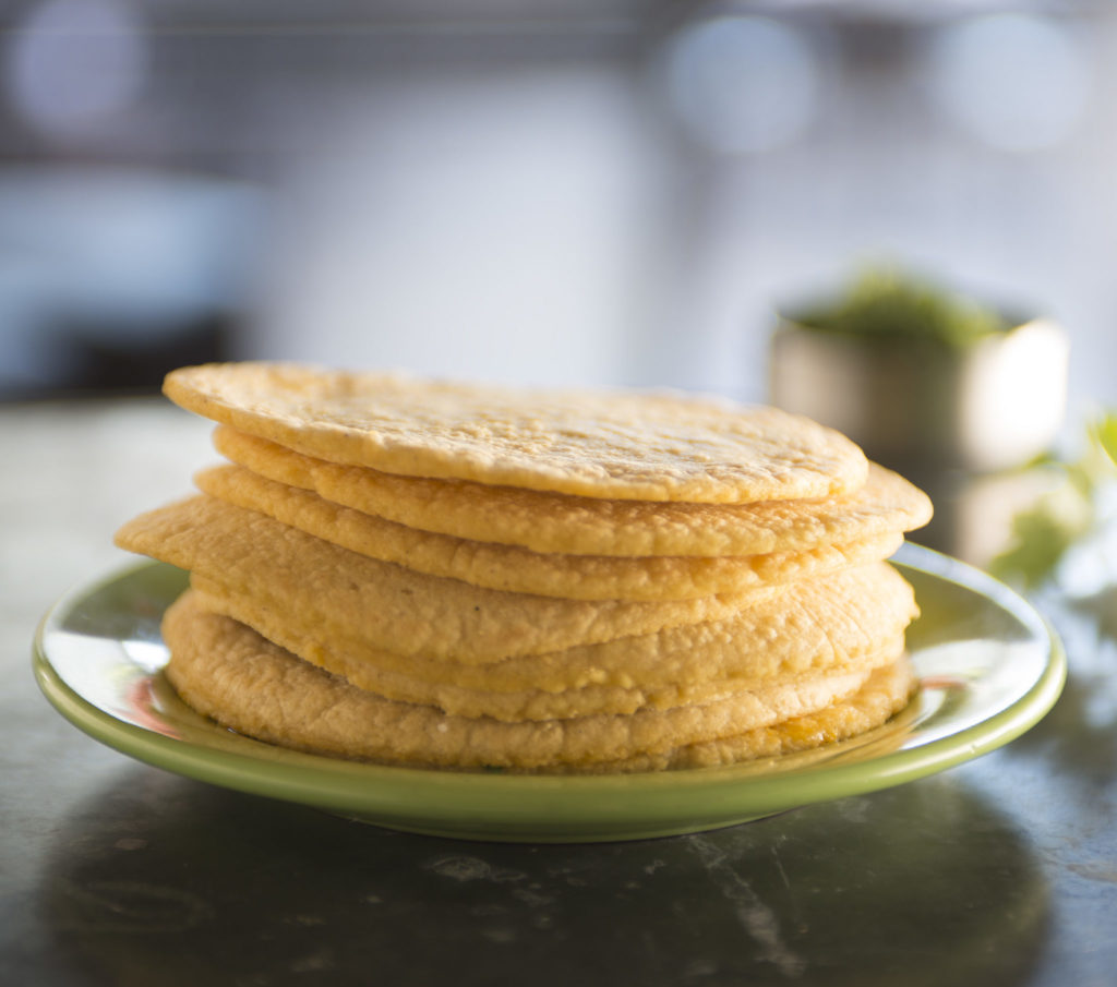 Border Grill's Gluten-Free Corn Tortillas