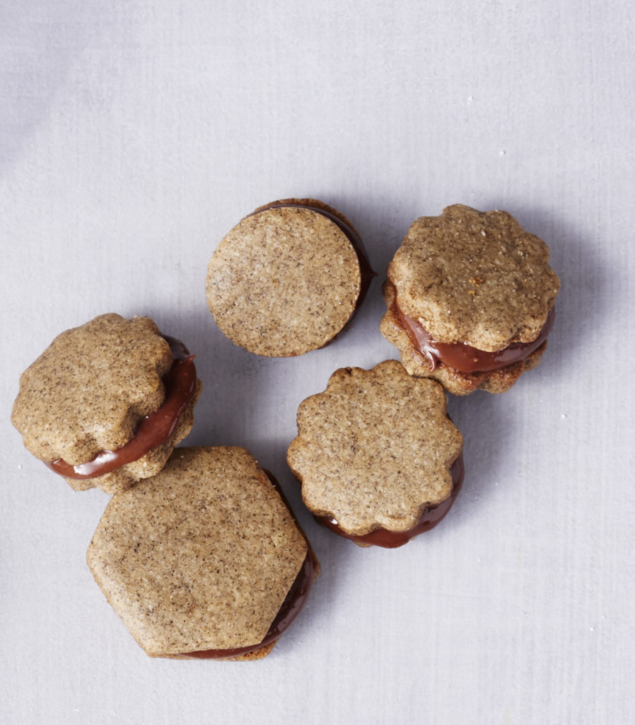 Recipe: Chocolate Ganache, a Fabulous Gluten-Free Cookie Filling
