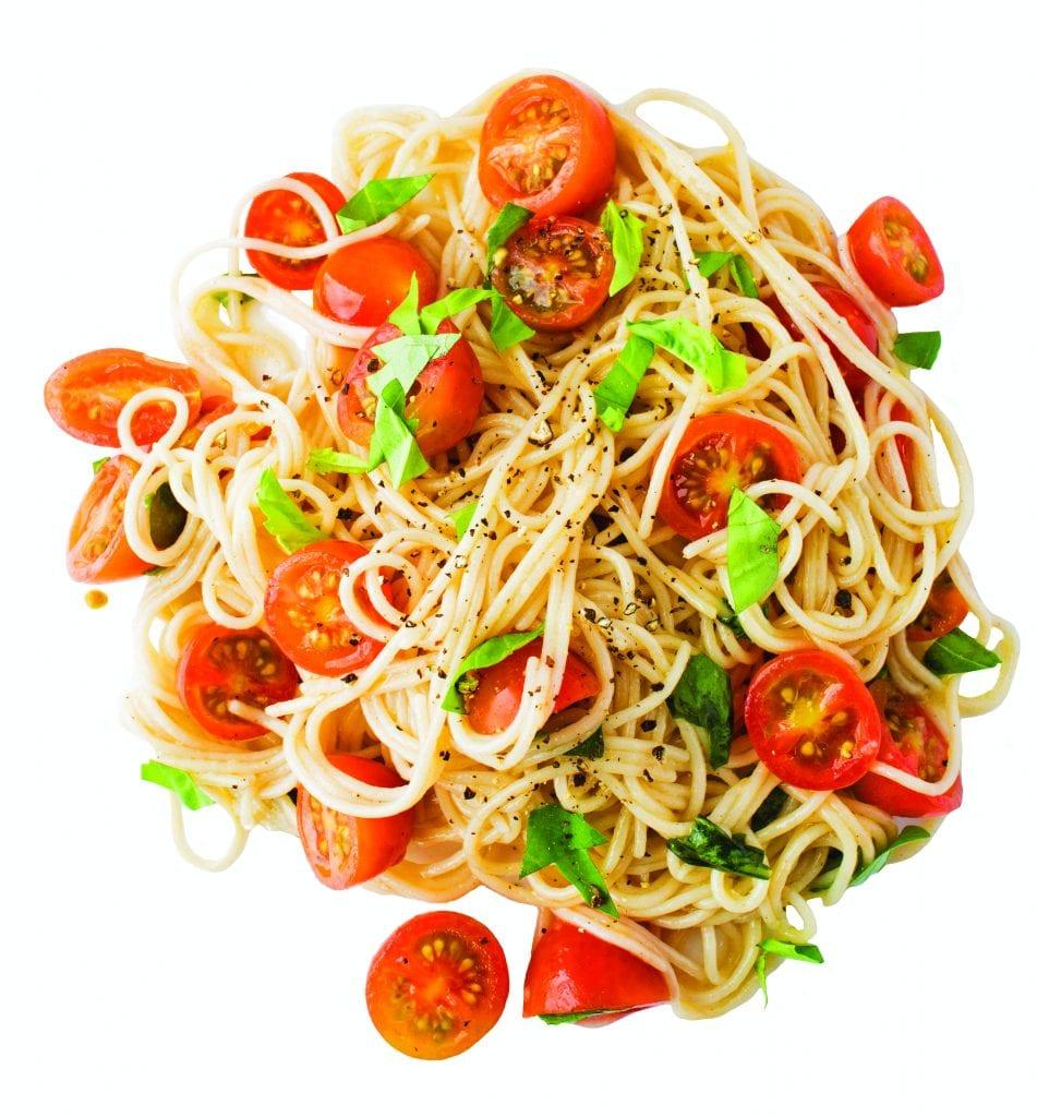 Lazy Gluten-Free Tomato Pasta Recipe