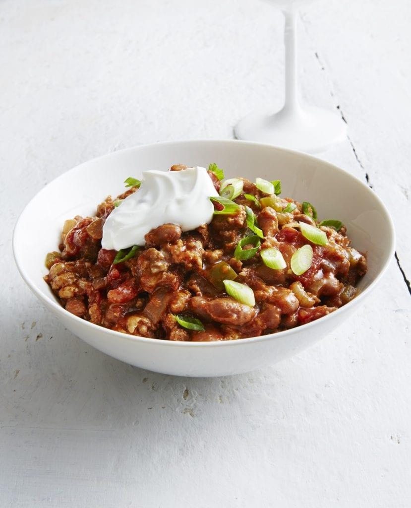 Gluten Free Turkey Chili Recipe