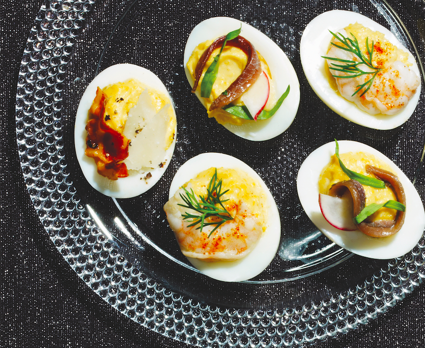 3 Gluten-Free Deviled Egg Recipes for Every Party