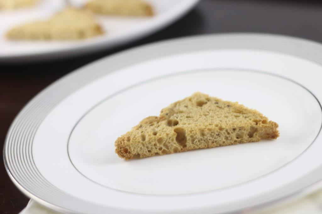 Gluten-Free Toast Points