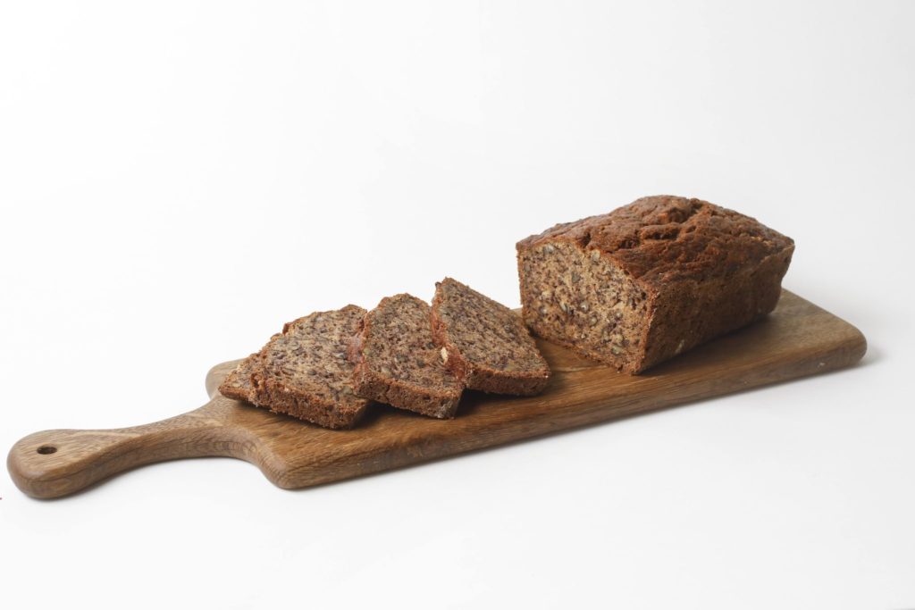 Gluten-Free Pecan Banana Bread Recipe