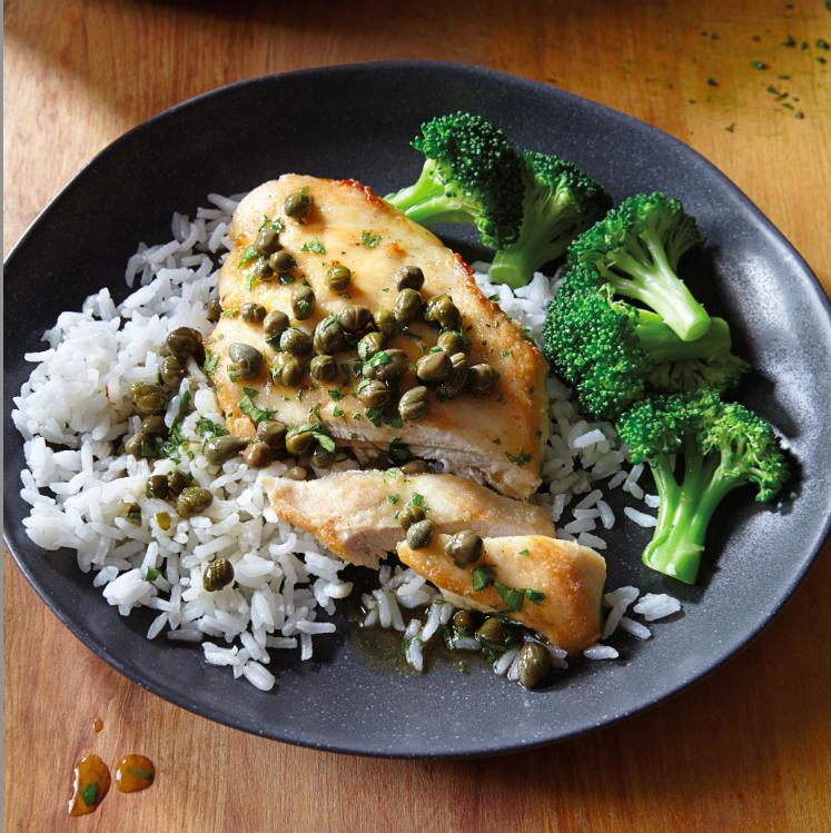 Gluten Free Chicken Piccata Recipe