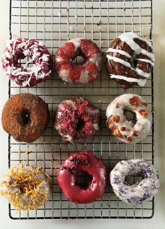 Full Circle: Gluten-Free Doughnuts Done Right in South Carolina