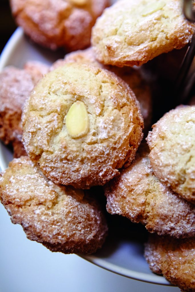 Gluten-Free, Dairy-Free Almond Cookies Recipe