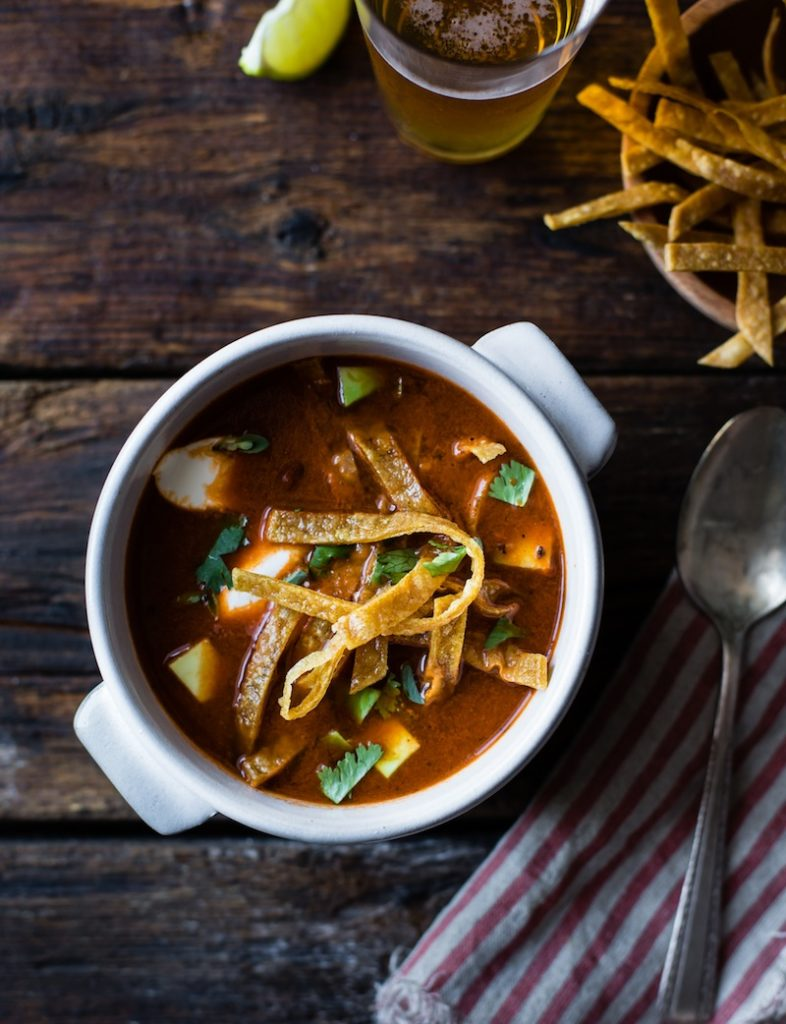 Awesome Tortilla Soup Recipe