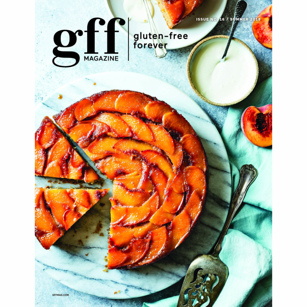 A Peek Inside the Summer 2018 Issue of GFF Magazine + Recipe Index