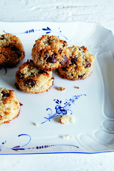 Gluten-Free Chocolate Chip Macaroons Recipe