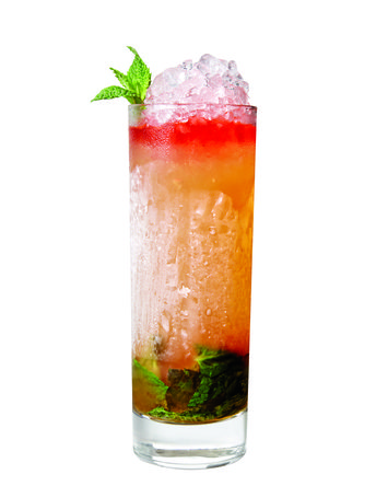Gluten-Free Lawrenceburg Swizzle Cocktail Recipe