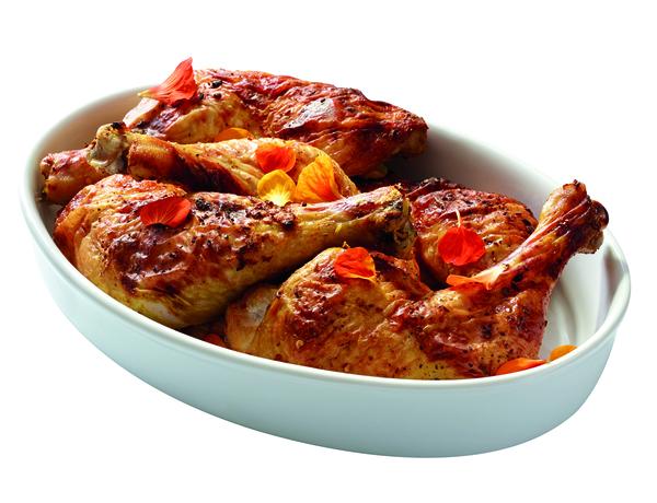Gluten-Free Indian-Spiced Roast Chicken Recipe