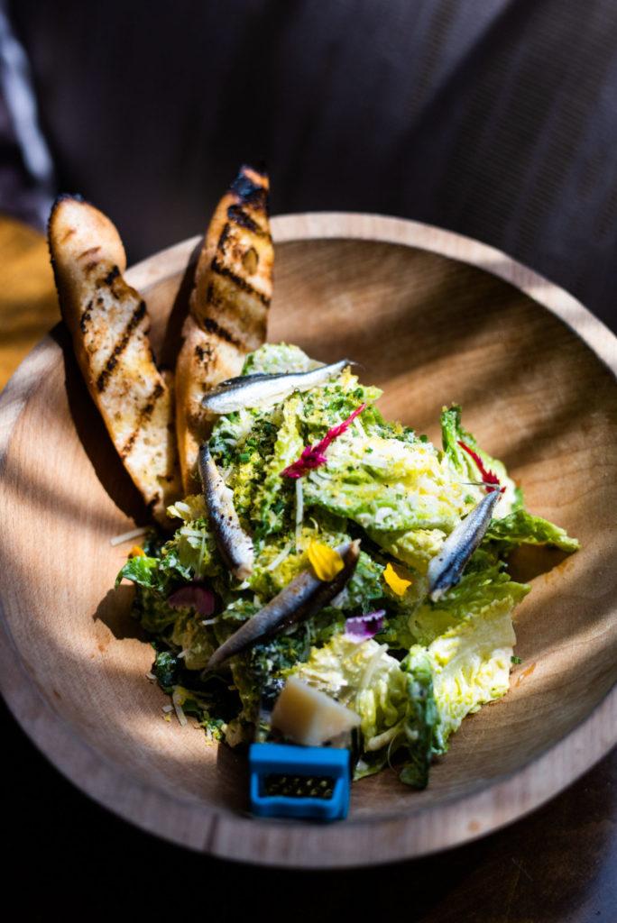 gluten free caesar salad
