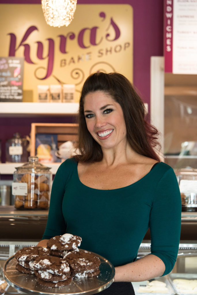 Meet Kyra Bussanich: The Gluten-Free Cupcake Warrior