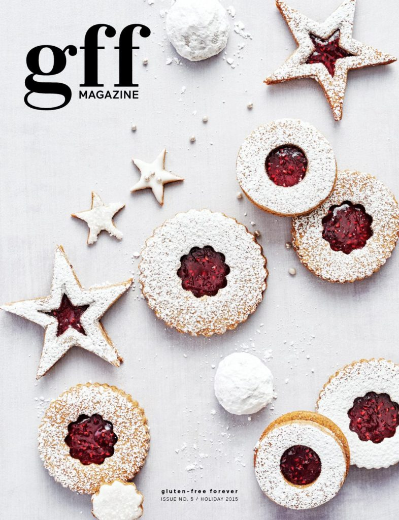 A Peek Inside GFF Magazine Issue #5 Fall/Holiday 2015