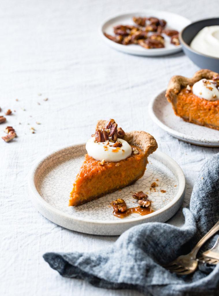 Sweet Potato Pie Gluten-Free Recipe