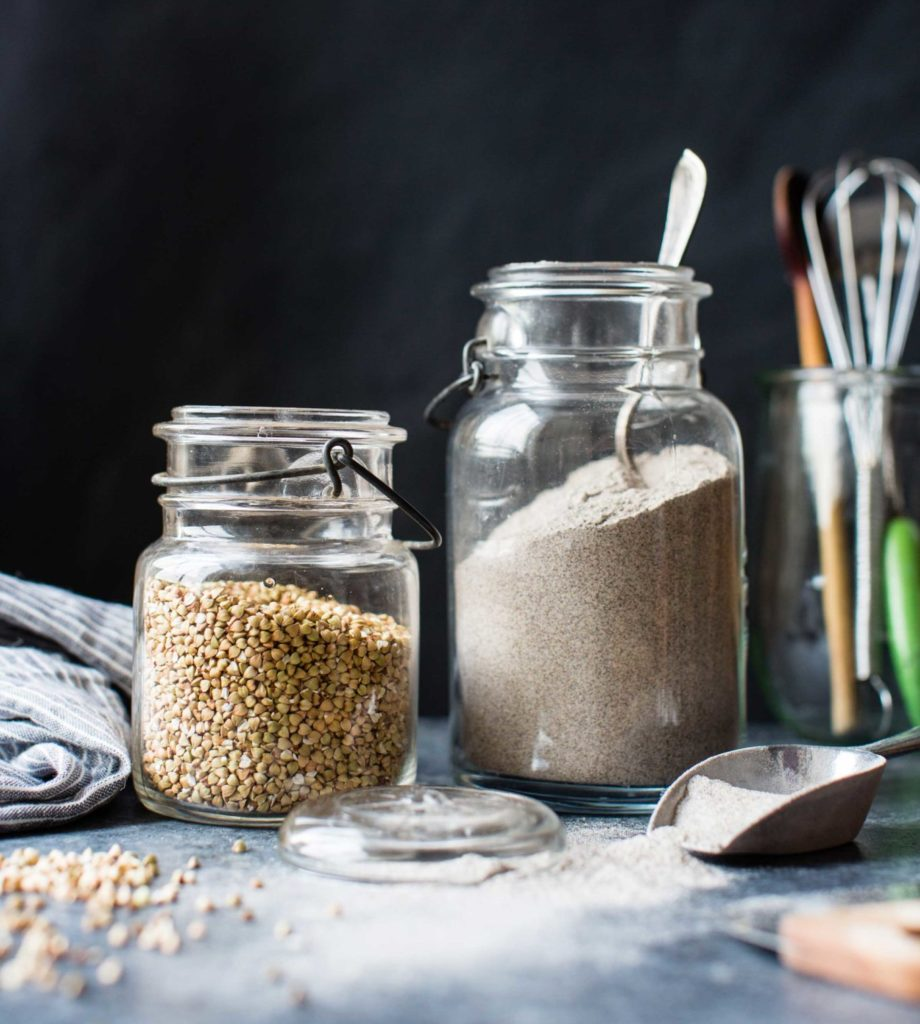 How to Bake with Buckwheat Flour