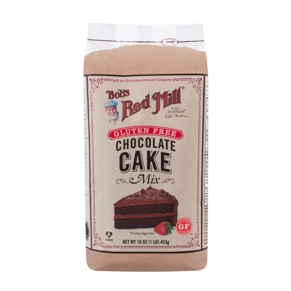 Product Review: Bob's Red Mill Gluten Free Chocolate Cake Mix