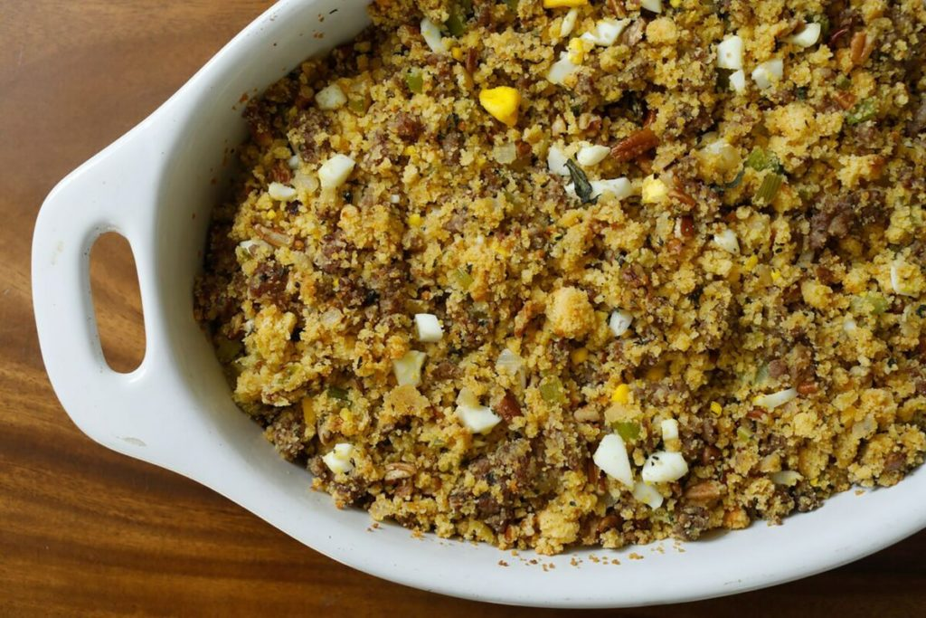 Cornbread Dressing Gluten-Free Recipe