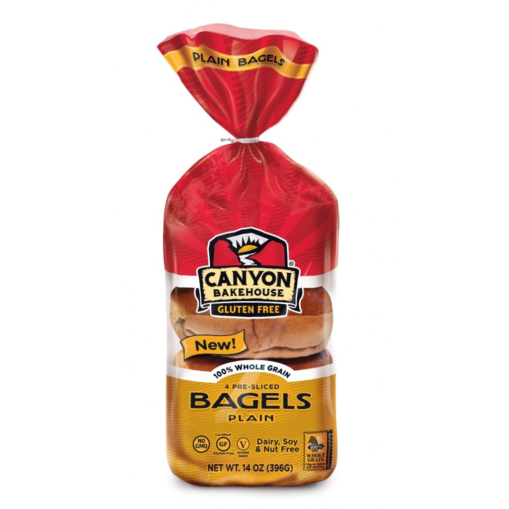 Product Review: Canyon Bakehouse's Bagels