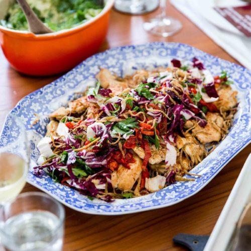 Gluten Free Chicken Paillard By Chef Jessica Koslow Of La S Sqirl