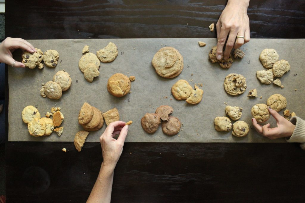 GFF Faves: Chocolate Chip Cookie Mixes