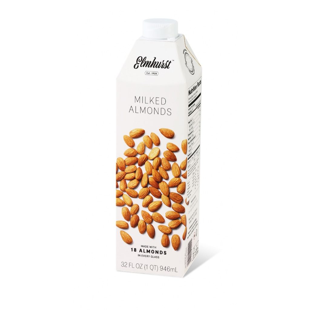 Product Review: Elmhurst Plant-Based Milk
