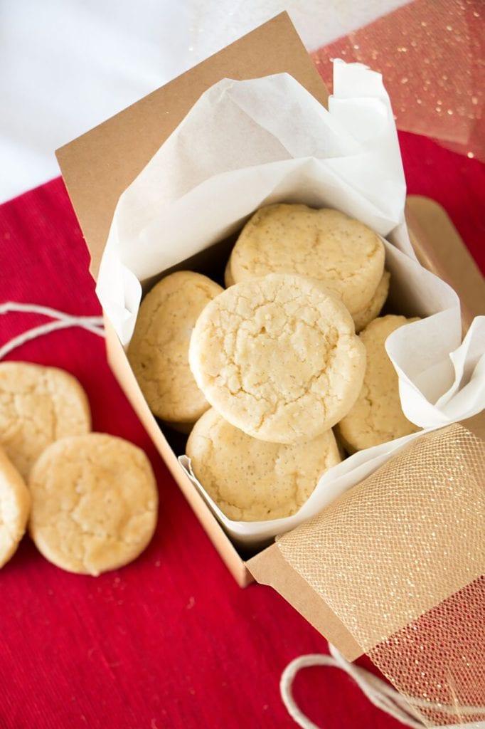 Gluten-Free Butter Cookies Recipe