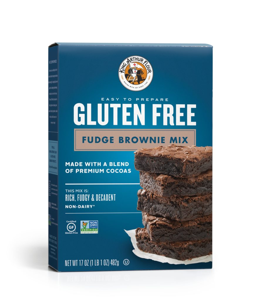 Product Review: King Arthur Gluten Free Fudge Brownie Mix