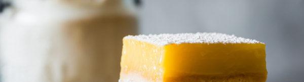 gluten free dessert bars