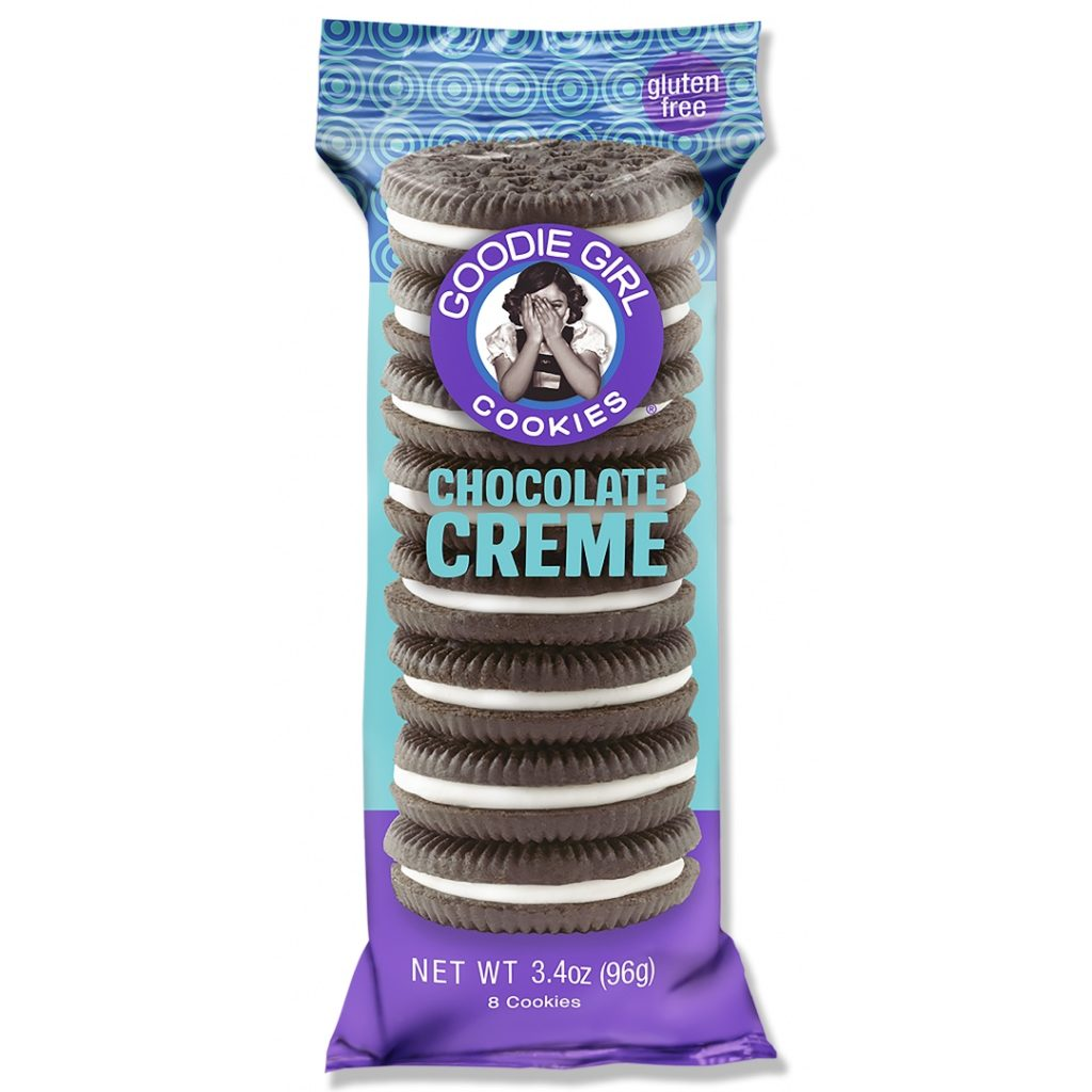 Product Review: Goodie Girl Cookies Chocolate Creme cookies