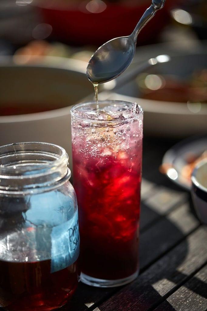 Hibiscus Coolers Recipe