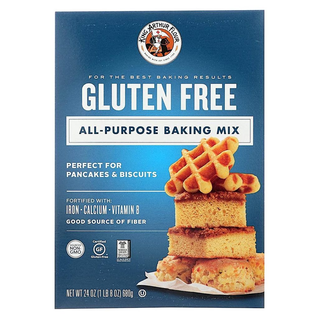Product Review: King Arthur Gluten-Free All-Purpose Baking Mix