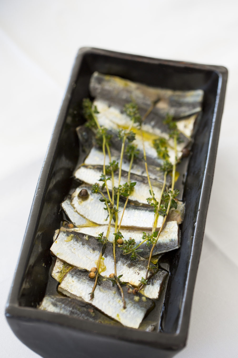 Marinated Sardines Recipe