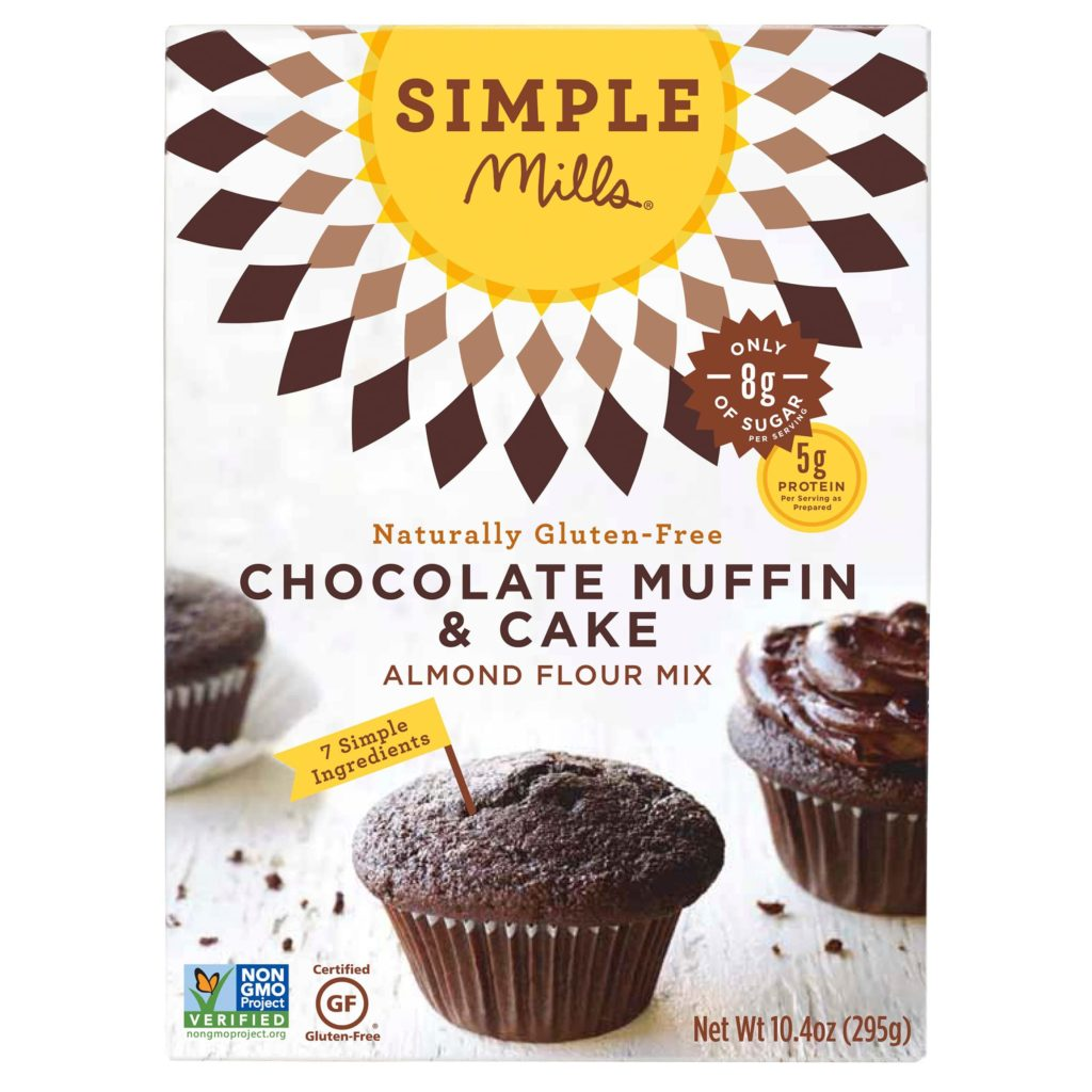 Product Review: Simple Mills Chocolate Muffin & Cake Mix