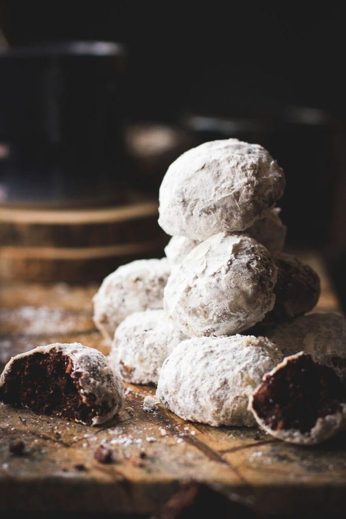 Spiced Cocoa Polvorones Gluten-Free Recipe