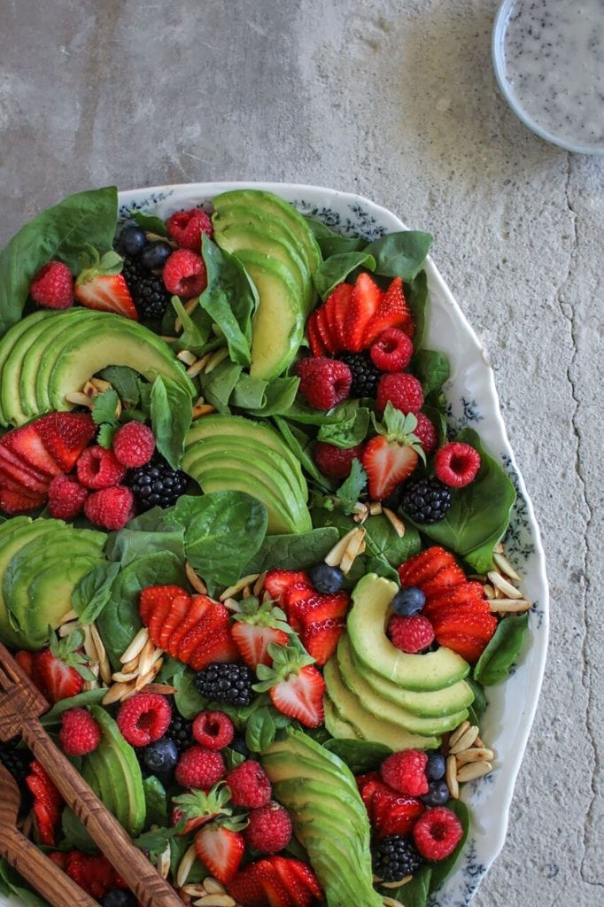 gluten free salad