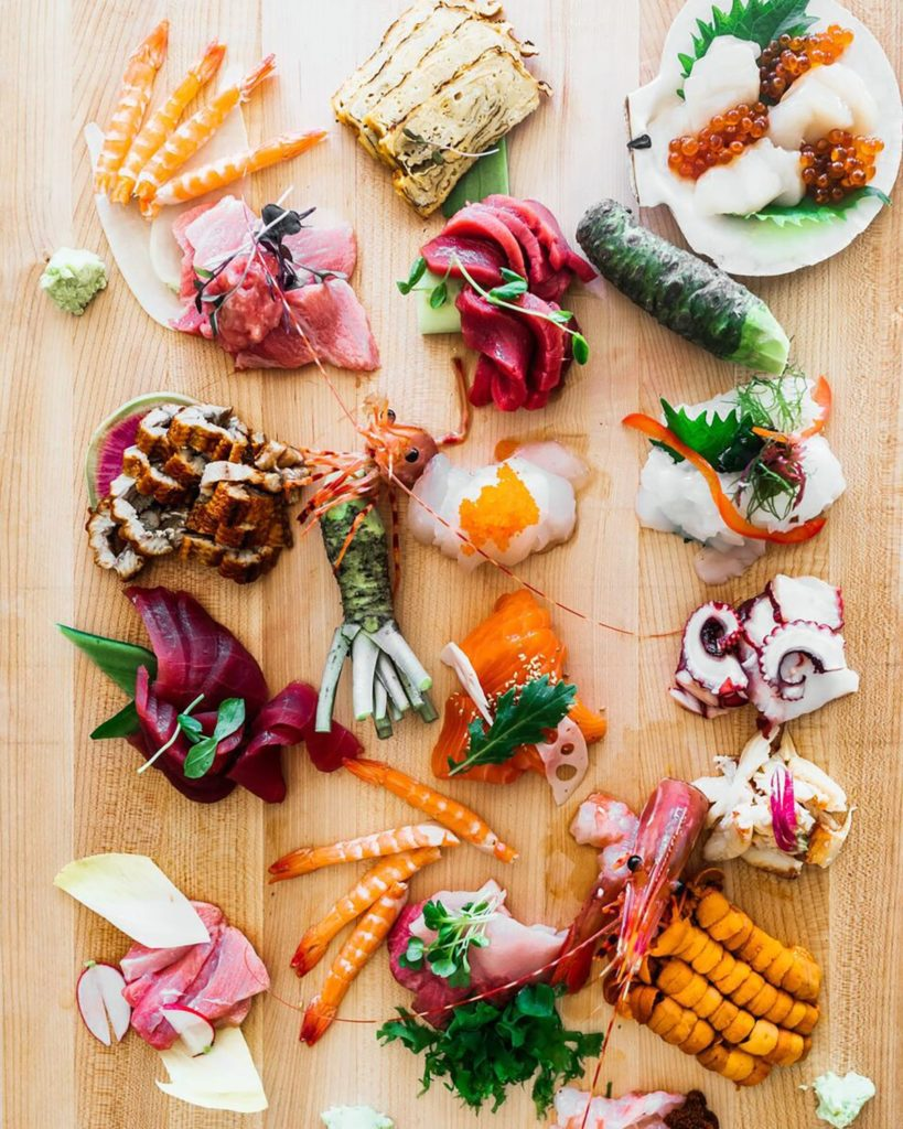 Temaki Hand Roll Gluten Free Sushi