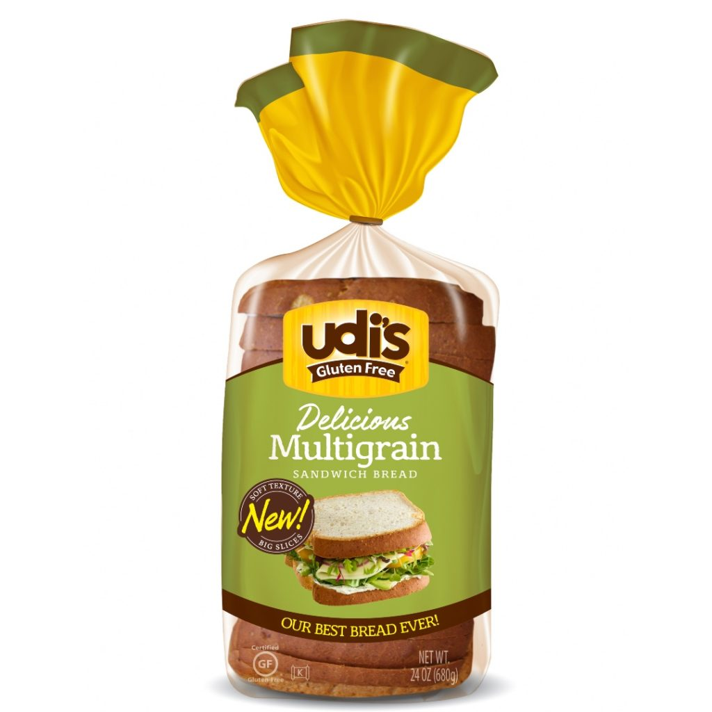 Product Review: Udi's Gluten Free Delicious Multigrain