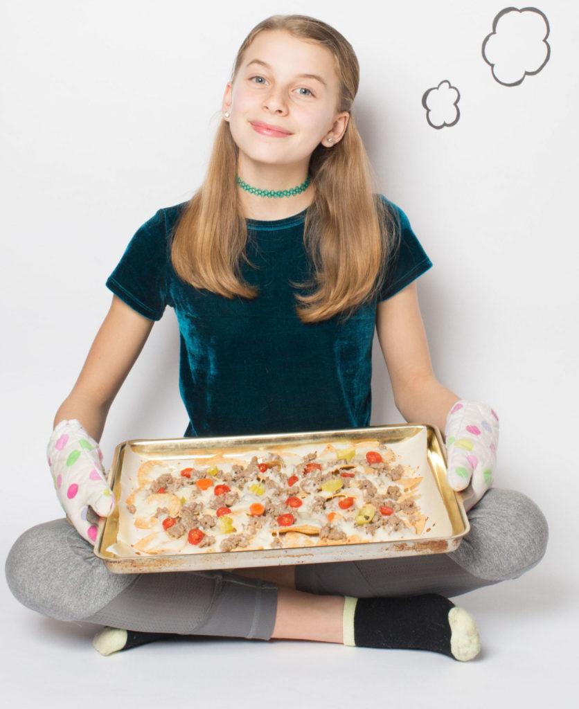 Gluten-Free Italian-Inspired Nachos