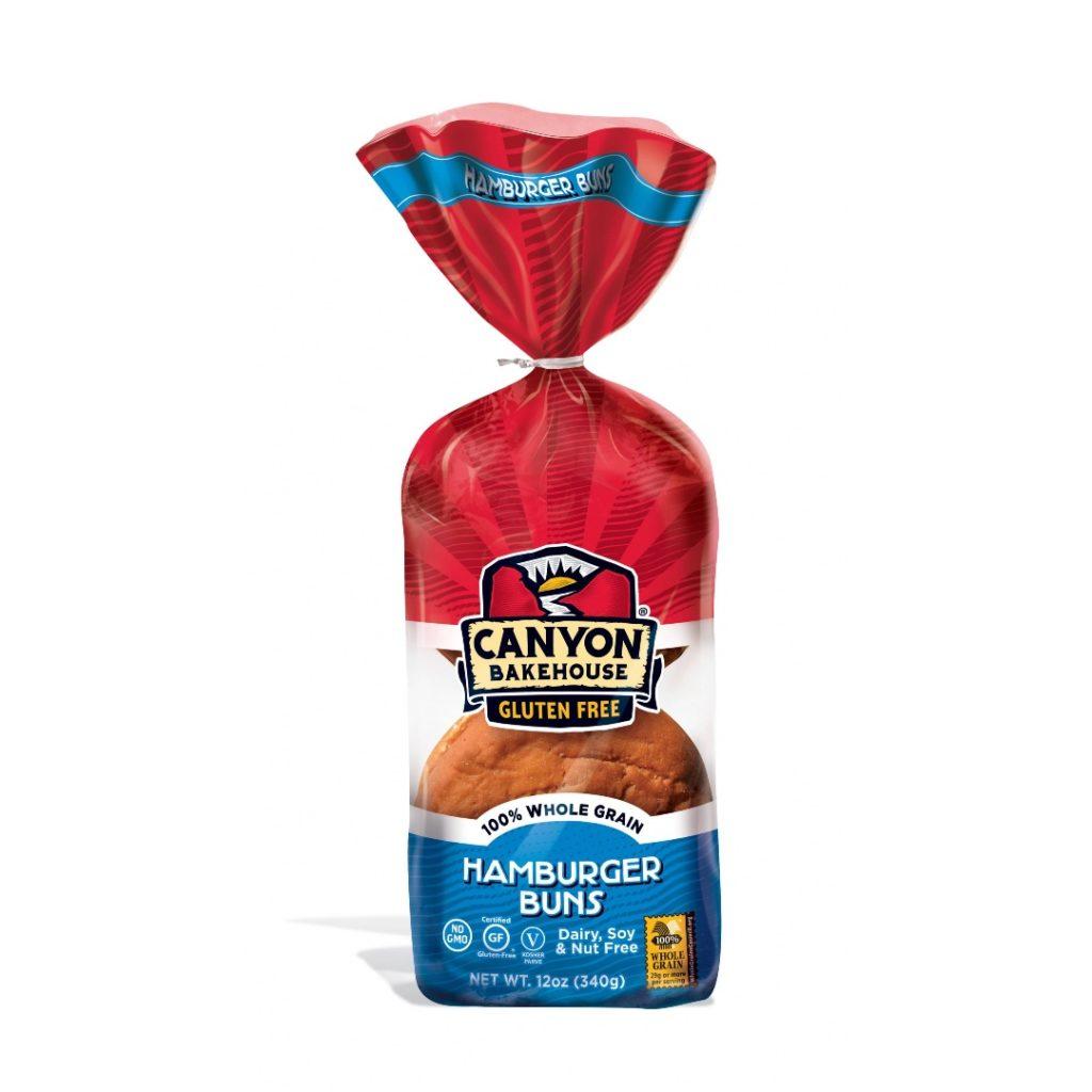 Product Review: Canyon Bakehouse Hamburger Buns