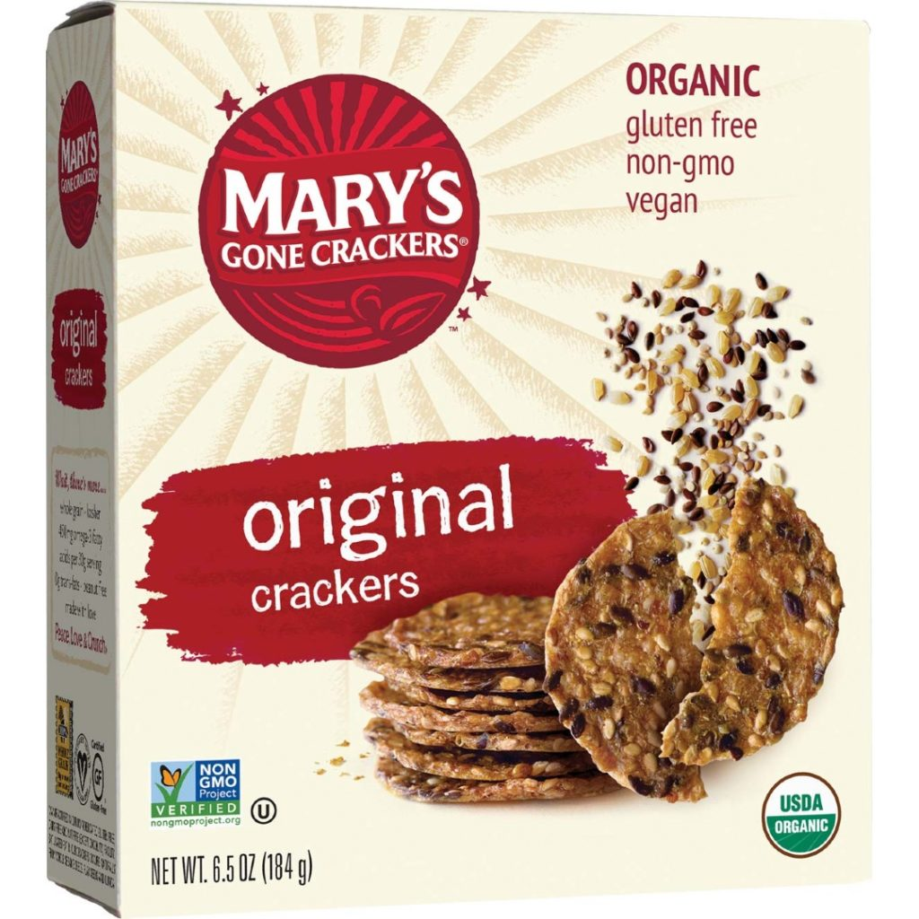 Product Review: Mary's Gone Crackers Original