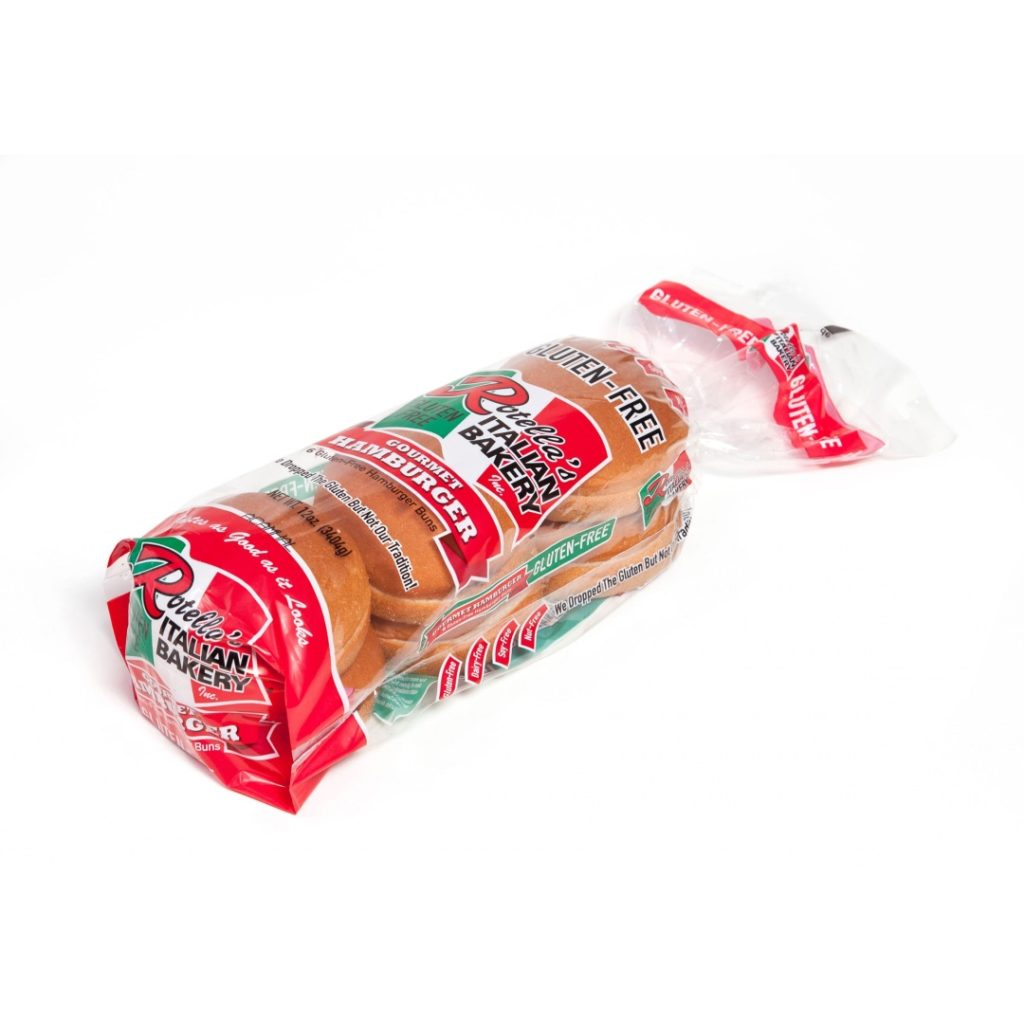 Product Review: Rotella's Italian Bakery Gluten Free Hamburger Buns