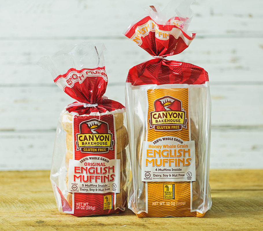 Product Review: Canyon Bakehouse Original English Muffins