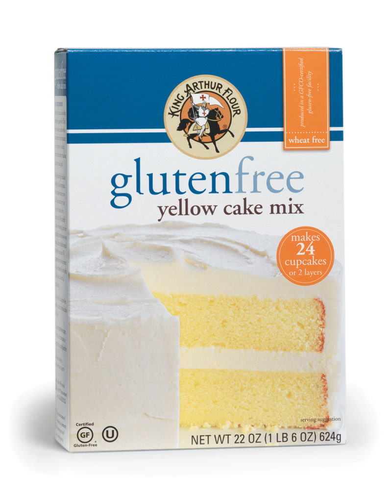 King Arthur Flour Gluten Free Yellow Cake Mix Product Review