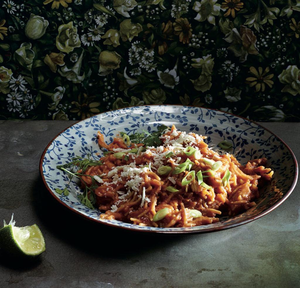 Gluten-Free Quinoa Fideo Pasta