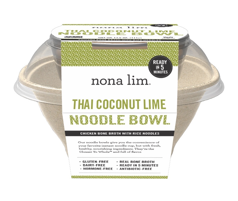 Product Review: Nona Lim's Thai Coconut Lime Noodle Bowl
