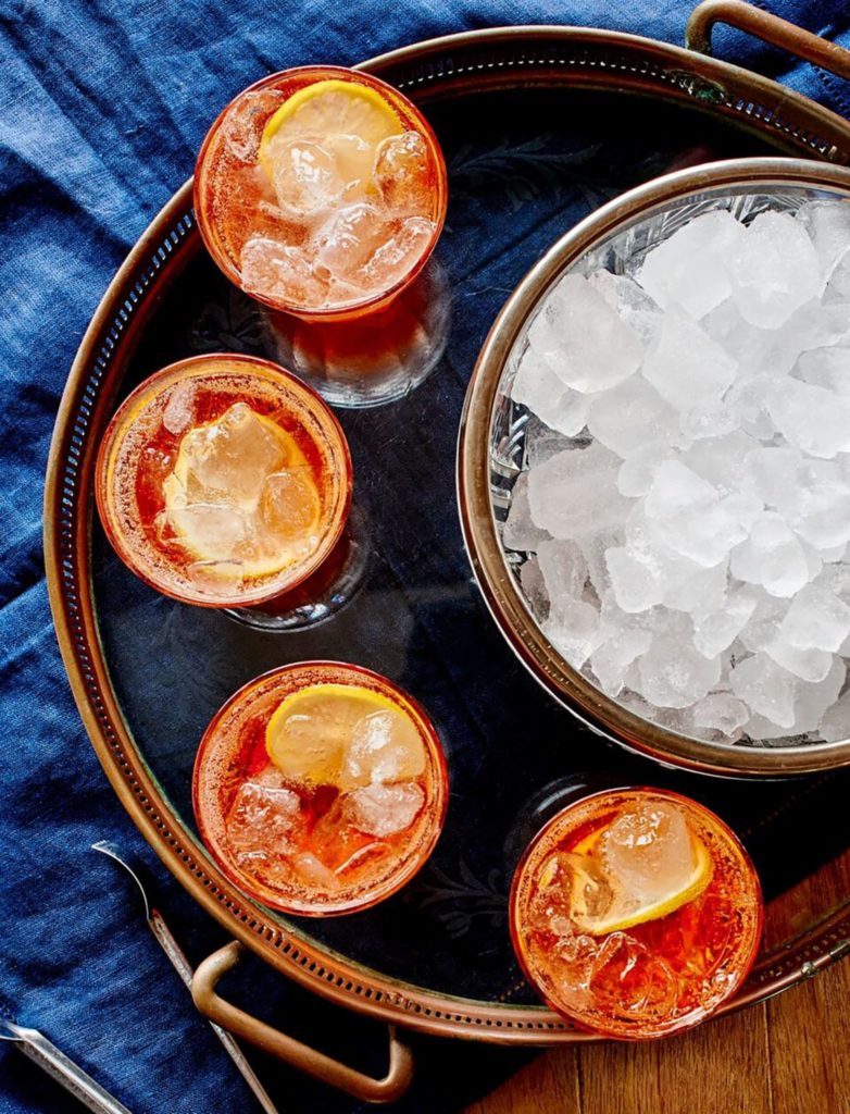 The Sophia Gluten-Free Cocktail Recipe