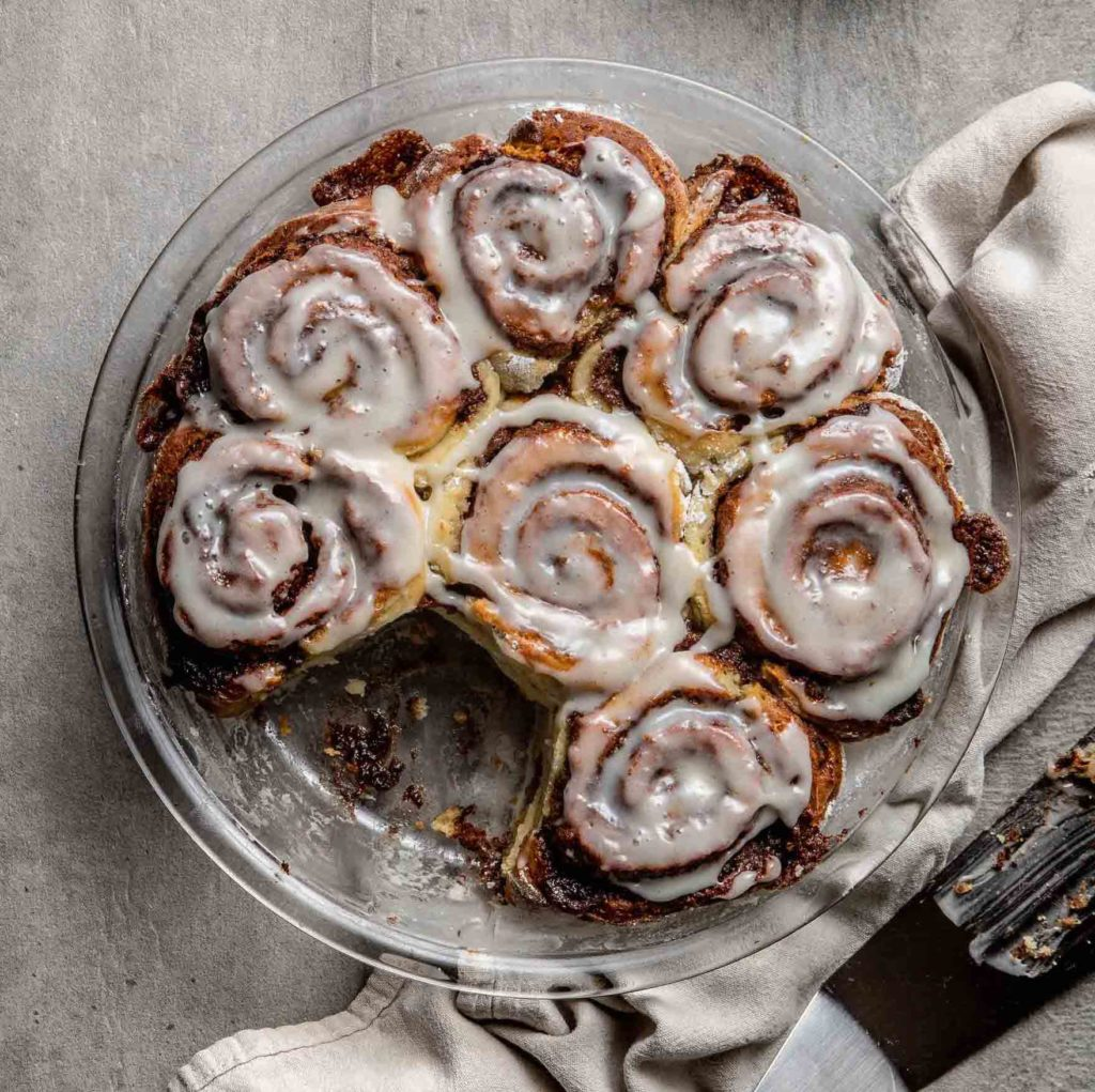 Perfect Gluten-Free Cinnamon Rolls Recipe