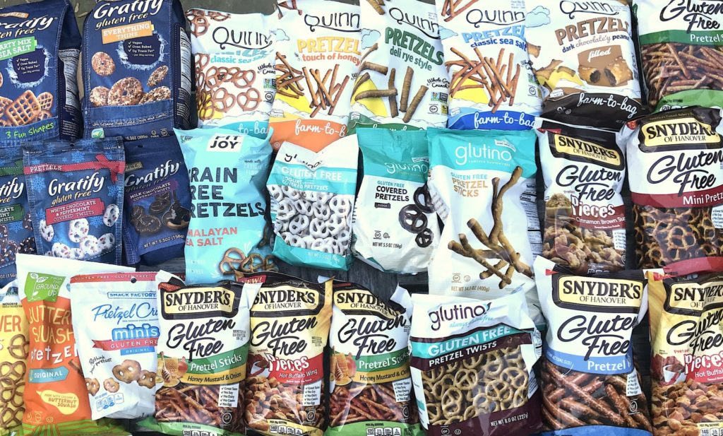 The Best Gluten-Free Pretzels to Buy