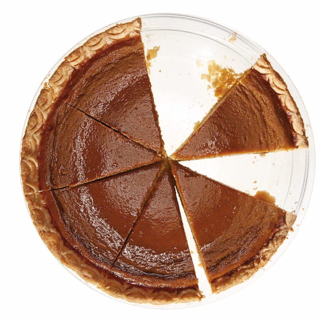 The Best Gluten Free Pumpkin Pie Recipe (with Vegan Option!)